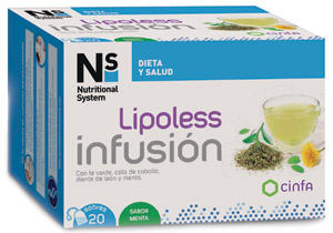Ns Lipoless : Dieta y Salud : Nature System
