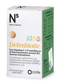 Defenbiotic : Productos : Nature System