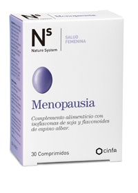 Menopausia : Productos : Nature System
