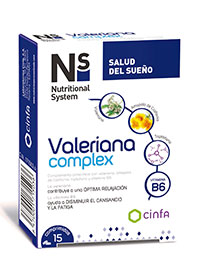 Valeriana : Productos : Nature System